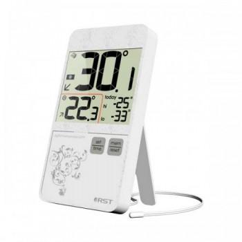 Цифровой термометр RST 02151, белый корпус