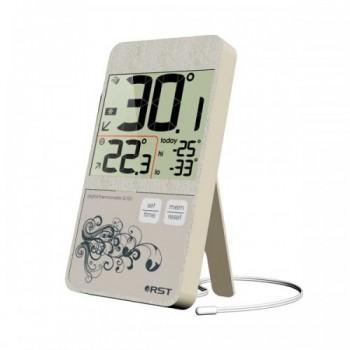 Цифровой термометр RST 02153 дом/улица