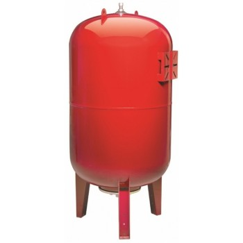 Гидроаккумулятор вертикальный LEO БРОФ-150 л-В, экспанзомат для отопления