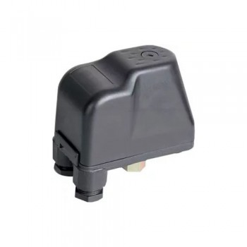 Реле давления воды (реле сухого хода) МДД-1 с кабелем 1,3м., с накидной гайкой