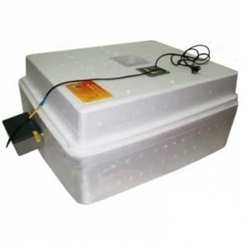 Инкубатор куриных яиц домашний Несушка на 77 яиц с автоматическим поворотом (артикул 63 L1451)