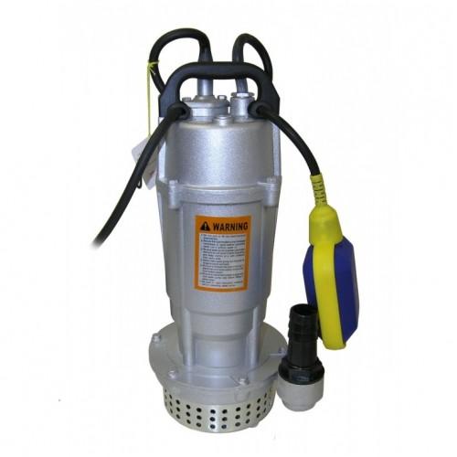 Насос для колодцев Vodotok QDX 1,5-25-0,55А (с поплавком), (550Вт, max. 6м3/ч, ном. 1,5м3/ч, Н-25м, d.штуцера 25мм)