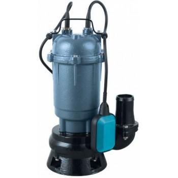 Насос фекальный (крыльчатка из стали) Vodotok WQD750F, (750Вт, 250 л/мин, H-15м, d вых.отв.50мм, кабель 8м).