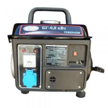 Генератор бензиновый Vodotok БГ-0,8кВт