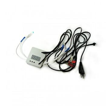 Терморегулятор цифровой автомат 220В (для инкубатора) с гигрометром №8