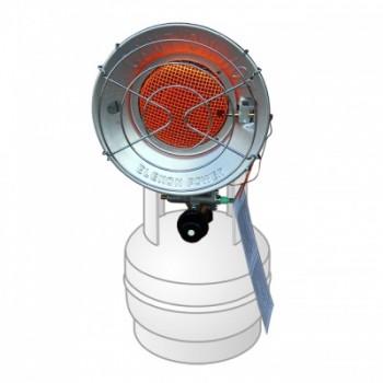 Газовый обогреватель Elekon Power DLT-TT15PS, 4,4кВт