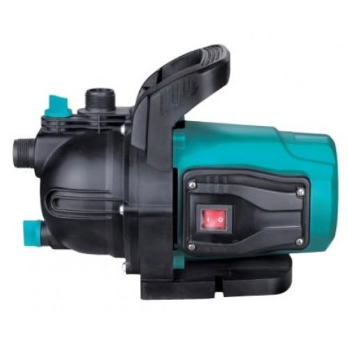 Насос поверхностный, самовсасывающий LEO LKJ-601P, рабочая камера из пластика
