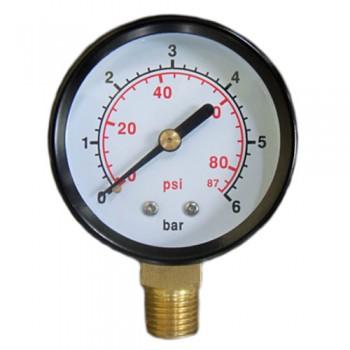 Манометр Vodotok KF-308 (6 bar, радиальный)