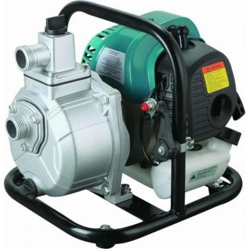 Насос бензиновый (мотопомпа) LEO LGP40А, (1,6л.с, Н-35м, 250л/мин, d 38мм, 1ц, 2-х такт.)