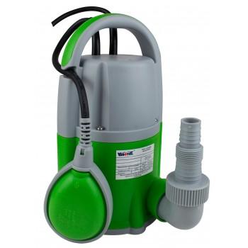 Насос дренажный (5мм) Vodotok Q4008-1 (400Вт, 7м3/ч, H-8м, лин.размер до 5мм, кабель 10м)