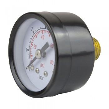 Манометр Vodotok KF-308 (6 bar, торцевой)