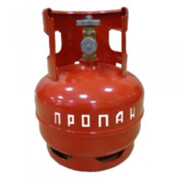 Газовый баллон 5 литров с ВБ-2