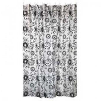 Занавеска для ванной SC-PE-21, полиэстер (180*180 см) (311951)