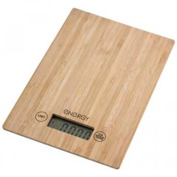 Energy EN-426 Электронные кухонные весы 5кг/1г (бамбук)
