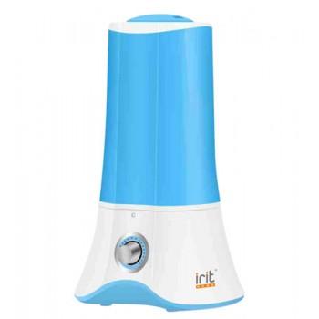 Увлажнитель воздуха Irit IR-206 ультразвуковой 2,0л 200мл/час