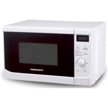Микроволновая печь (СВЧ) Horizont 20MW700-1379 BBW, 700 Вт, 20л