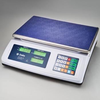 Delta ТВН-50 Весы торговые электронные 50кг/5г