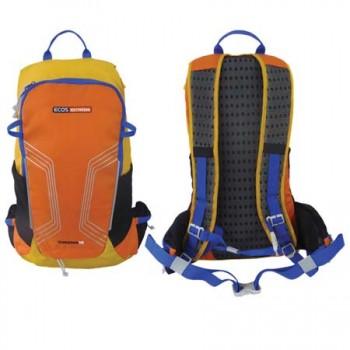 Рюкзак Ecos Girona 15л, материал - полиэстер, цвет-оранжевый (323536)