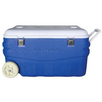 Изотермический пластиковый контейнер Арктика 2000-100, 100л, синий