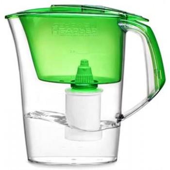 Барьер Стайл фильтр для воды (зеленый) 2,6л, механический индикатор ресурса