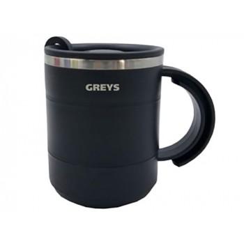 Термокружка с крышкой Greys QES-005, 450 мл