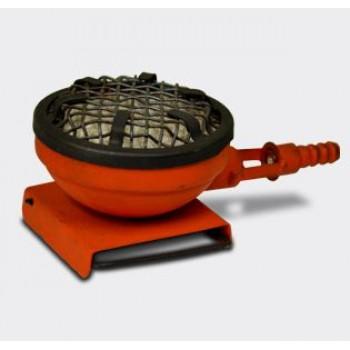 Мезон Обогреватель газовый 1,15 кВт Лучик инфракрасного излучения (горелка ГИИ-0,5 1,15кВт)