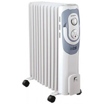 Масляный радиатор Engy EN-2111 (11 секций 2500Вт) серия Energo