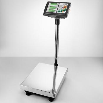 Delta ТВП-150 Весы торговые электронные платформенные напольные 150кг/50г