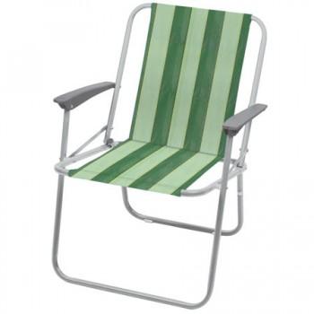 Кресло складное Ника КС4 Цвет-Зелёный