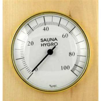 Гигрометр для сауны Банная станция СБГ в коробке