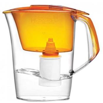 Барьер Стайл фильтр для воды (оранжевый) 2,6л, механический индикатор ресурса