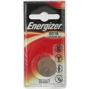 Батарейка Energizer (литиевая) CR2016-BL1/3V (1 шт. в уп.)