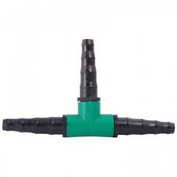 Park тройник Т для водопроводных шлангов диаметр 10-20 мм (050316)