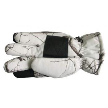 Перчатки для охоты № 13 (осень-зима) белые