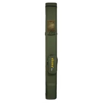 Чехол-футляр для удочек Okuma (жесткий) - 1.55м c карманом