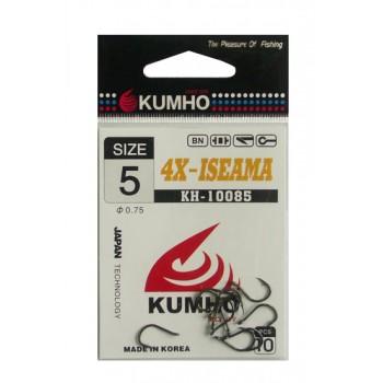 Крючок Kumho KH-10085 № 5 (в упак.10шт) 4X-ISEAMA