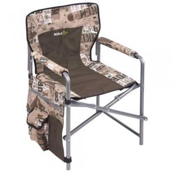 Кресло складное Ника КС1 Цвет - Сафари/Хаки