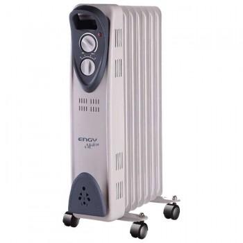 Масляный радиатор Engy EN-2207 Modern (7 секций 1500Вт) белый (015120)