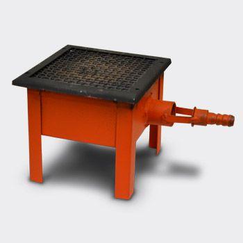 Мезон Обогреватель газовый 1,45 кВт инфракрасного излучения (горелка ГИИ-3,0 1,45кВт)