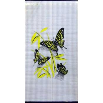 Инфракрасный пленочный обогреватель Бархатный сезон 500Вт 1200Х580мм картинка Бабочки на белом