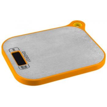Energy EN-411 Электронные кухонные весы 5кг/1г (оранжевые)
