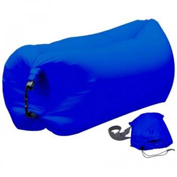 Мешок для отдыха Ecos Lazybag 185х75х50см (002936), грузоподъемность до 250 кг синий