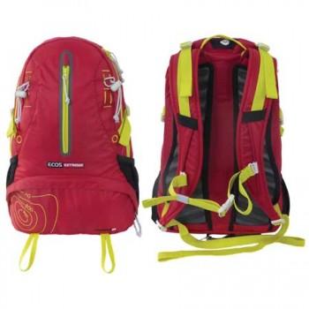 Рюкзак Ecos Jomsom 23л, материал - полиэстер, цвет-красный (323534)