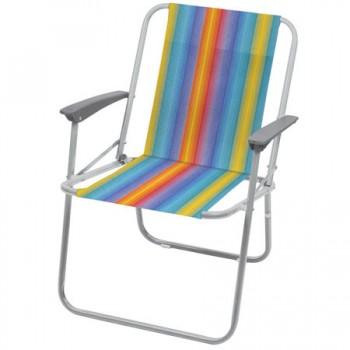 Кресло складное Ника КС4 Цвет-Радужный