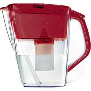 Барьер Гранд NEO фильтр для воды (рубин) 4,2л, механический индикатор ресурса