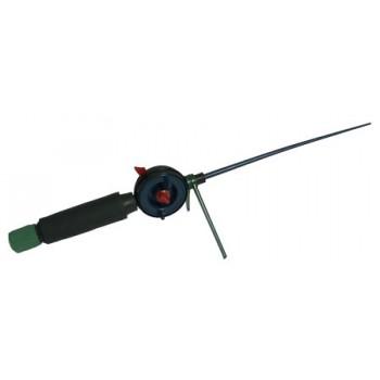 Удочка зимняя с неопреновой ручкой 45 см