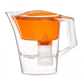 Барьер Танго фильтр для воды (оранжевый с узором) 2,5л