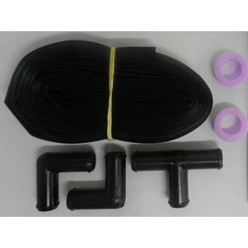 Комплект для капельного полива КПК-4 для парника длиной 4.0м (капельная лента 8.0м)