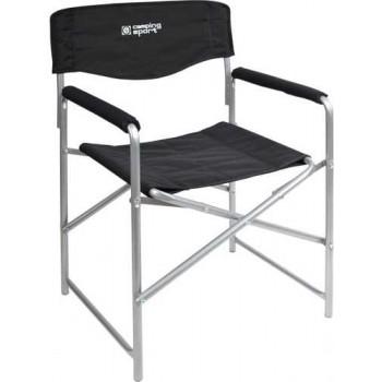 Кресло складное Ника КС3 Цвет - Чёрный