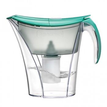 Барьер Смарт фильтр для воды (зеленый) 3.3л, механический индикатор ресурса